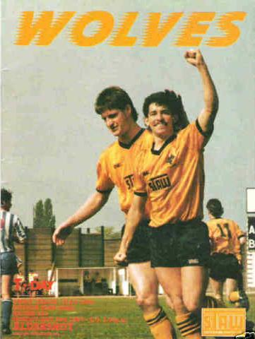 1987 DIVISION 4 PLAY-OFF FINAL - WOLVES v ALDERSHOT