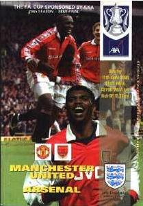 1999 FA CUP SEMI-FINAL - MAN UTD v ARSENAL