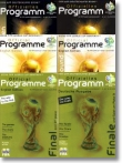 SET OF ALL 6 OFFICIAL FIFA 2006 WORLD CUP PROGRAMMES