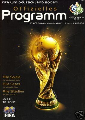 2006 WORLD CUP GROUP STAGES (GERMAN LANGUAGE)