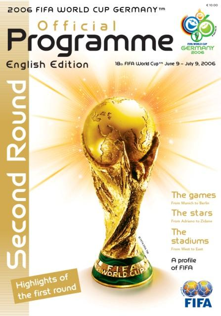 2006 WORLD CUP FINALS KNOCKOUT STAGES (ENGLISH LANGUAGE)