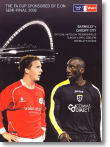 2008 FA CUP SEMI-FINAL - BARNSLEY v CARDIFF CITY