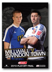 2010 LEAGUE ONE PLAY-OFF FINAL - SWINDON v MILLWALL