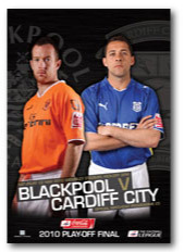 2010 CHAMPIONSHIP PLAY-OFF FINAL - BLACKPOOL v CARDIFF CITY