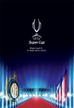 2010 SUPER CUP - INTER MILAN v ATLETICO MADRID