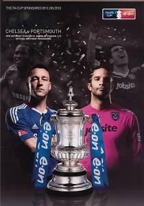 2010 FA CUP FINAL - CHELSEA v PORTSMOUTH