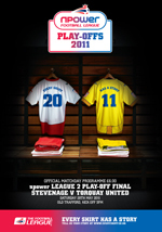 2011 LEAGUE TWO PLAY-OFF FINAL - STEVENAGE v TORQUAY