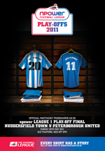 2011 LEAGUE ONE PLAY-OFF FINAL - HUDDERSFIELD v PETERBOROUGH