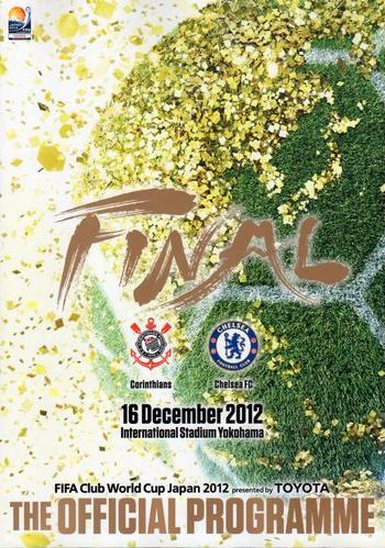 2012 FIFA CLUB WORLD CUP FINAL - CHELSEA v CORINTHIANS