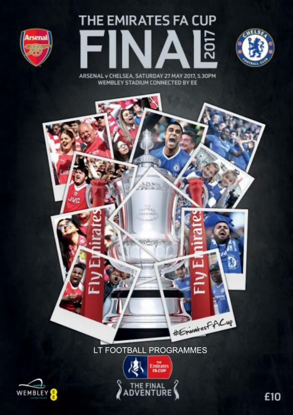 2017 FA CUP FINAL - ARSENAL v CHELSEA
