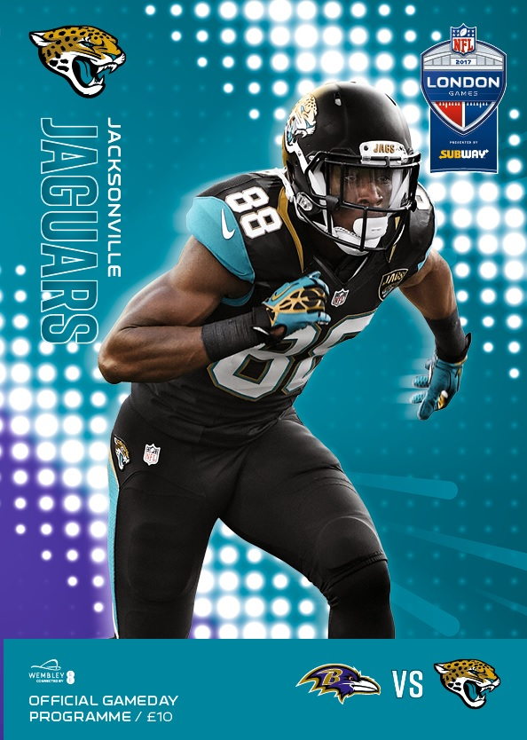 2017 NFL (IN LONDON) - BALTIMORE RAVENS v JACKSONVILLE JAGUARS