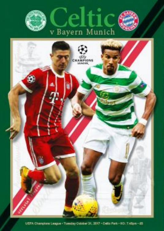 2017/18 CHAMPIONS LEAGUE - CELTIC v BAYERN MUNICH
