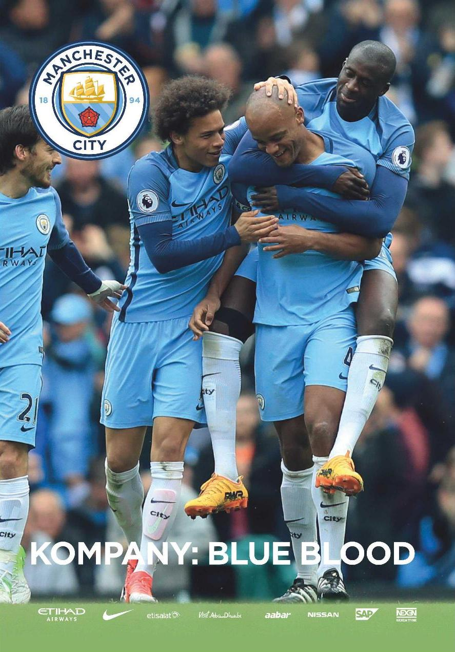 MAN CITY v LEICESTER CITY 2016/17