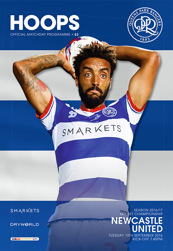 QPR v NEWCASTLE UNITED 2016/17