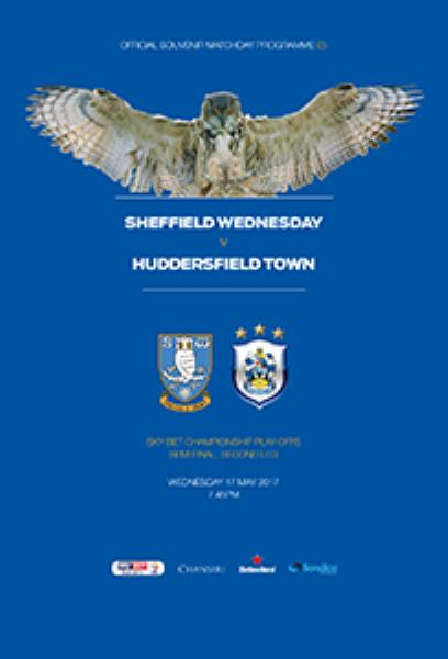 2017 PLAY-OFF SEMI-FINAL - SHEFFIELD WEDS v HUDDERSFIELD TOWN