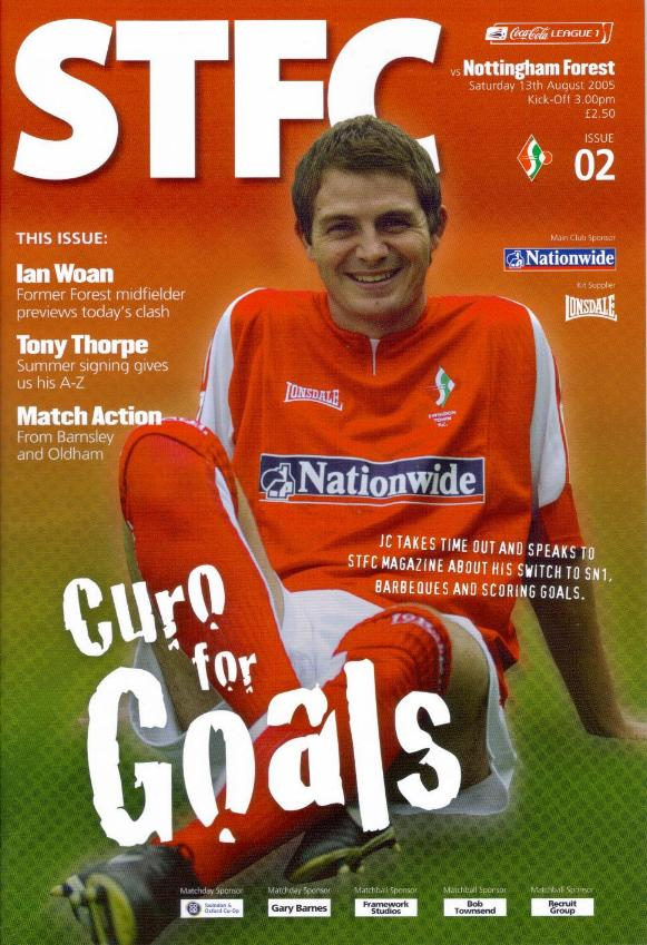 2005/06 - COLLECTION OF SWINDON TOWN HOMES