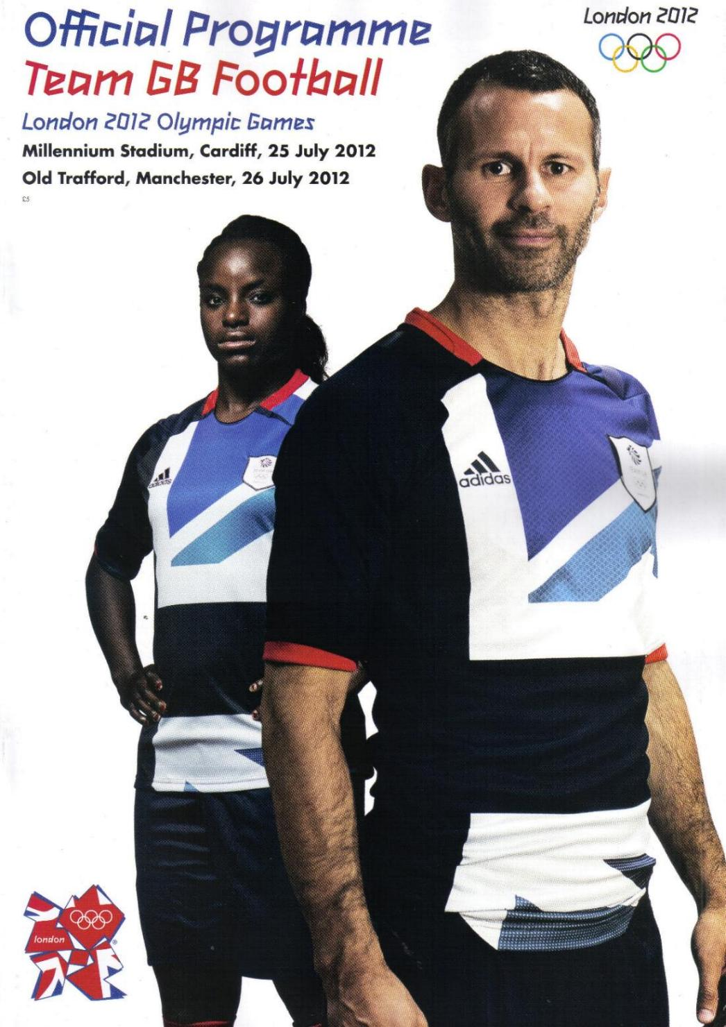 TEAM GB v SENEGAL- 2012 OLYMPICS FOOTBALL