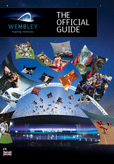 WEMBLEY STADIUM - THE OFFICIAL GUIDE